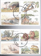 NAGALAND      Faune Diverse Sauvage - Stickers