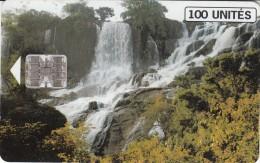 GUINEA - 11 - WATERFALL 2 - 100u - Guinea