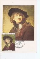 Rembrandt ( CM De Monaco De 1981 à Voir) - Rembrandt