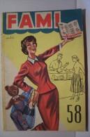 FAMILISTERE - FAMI 58  (1958 ) - Andere