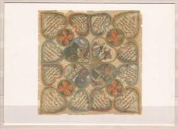 Bäckerliebesbrief , Kupfersich , Handkoloriert , Augsburg , Um 1770 , Deutsches Brotmuseum Ulm - Kunstgegenstände