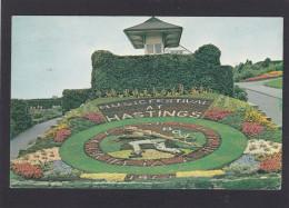 Floral Clock,Hastings,Sussex,Q26. - Hastings