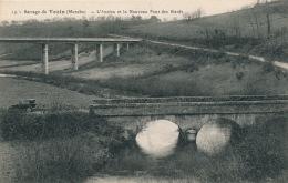 Barrage De VEZIN - L'Ancien Et Le Nouveau Pont Des Biards - France