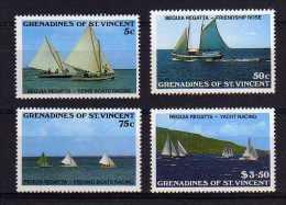 Grenadines Of St Vincent - 1988 - Bequia Regatta - MNH - St.Vincent (1979-...)