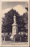 HERK-DE-STAD : H. Hart-Monument, Markt - Herk-de-Stad