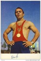 Muharbi Kirshinow - Athlétisme