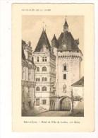 Carte Postale  LOCHES, Hôtel De Ville - Loches
