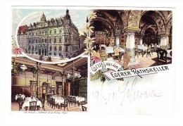 Tschechien - Egger - Gruss Aus Dem Egerer Rathskeller - Tchéquie
