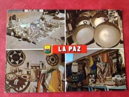 Bolivia La Paz. Artesanías De La Paz - Bolivie