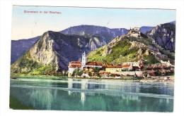 A - Dürnstein In Der Wachau - Sonderstempel Krems A D. Donau - Österreich