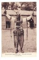 Le Féticheur - Village Africain - Expo De Grenoble 1925 - Ethniques & Cultures