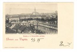 Gruss Aus Teplitz - Tchéquie