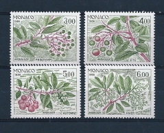 Monaco Timbres De 1986  N°1557 A 1560  Neufs ** - Neufs