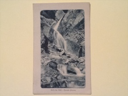 OULX CASCATA BEAUME DEL 1912 VIAGGIATA--25-- - Unclassified