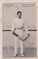 64 -- Pelote Basque à Chistera -- Chiquito De CAMBO -- Champion Du Monde - France