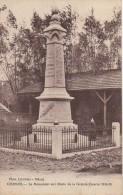 01 CORMOZ  Le Monument Aux Morts De La Grande Guerre - Otros Municipios