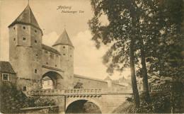 Allemagne - Bavière - Amberg - Nabburger Tor - état - Amberg