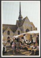 CPM 77 - EGREVILLE - Marchés De France - Juillet 1990 - Autres Communes