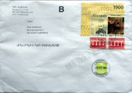 Denmark 2014 København 20-3-2014 ( Lot 2738 ) - Covers & Documents