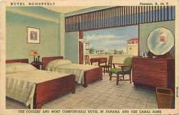 Pays Div- Amerique Du Sud  Ref B304- Panama -hotel Roosevelt -canal Zone  - Carte Bon Etat  - - Panama
