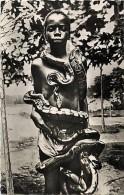 Pays Div-  Ref B382- Mission Africaine De Lyon -jeune Feticheur Du * Serpent *- Au Dahomey  -correspondance Du Religieux - Dahomey
