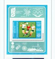 BULGARIA  -  1973  Olympic Congress  Miniature Sheet  Unmounted Mint - Bulgaria