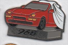 Auto Porsche 968 - Porsche