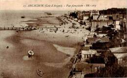 Belle CPA  -   Arcachon. Vue Plongeante. F 1172 - Arcachon
