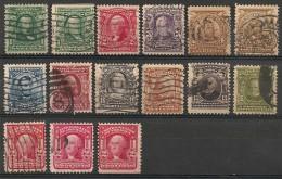 Etats-Unis. United States. USA. 1902-1903. Entre N° 144 Et 158. Oblit Et Neuf (*). - 1847-99 General Issues