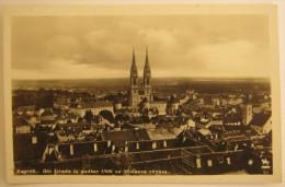 ZAGREB - Stolna Crkva. Croatia Pc A62/73 - Croacia