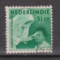 Nederlands Indie Netherlands Indies Dutch Indies 242 Used ; Missie, Mission 1938 - Indes Néerlandaises