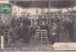 23505 Ancenis 44 France -Musique Du 64e D´infanterie De Ligne -Arnaud Nozais 999 -tuba Fanfare Soldat Trompette Haubois