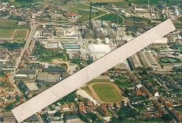 Tessenderlo : Luchtfoto ( Fabriek ) - Tessenderlo