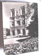 Frankrijk France Parijs Paris Notre Dame - Notre-Dame De Paris