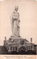 Cpa Veneranda Imagem Da Rainha Santa Isabel Coimbra  (32.8) - Coimbra