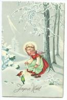 Joyeux Noel - Illustrateur Signé - Noël