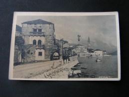 == Jugoslawia Perast Foto 1937 - Jugoslawien