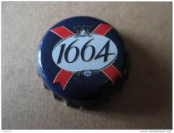 Capsule Bière 1664 Kronenbourg - Bier