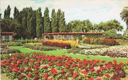 MONTREAL - QUEBEC - The Botanical Gardens / Le Jardin Botanique - Carte Petit Format, Non Circulée, 2 Scans - Montreal