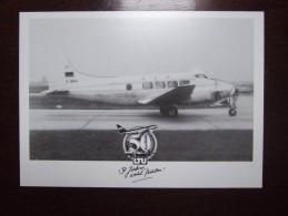 LTU Airlines Carte Postale - 1946-....: Moderne