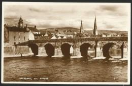 STRABANE Northern Ireland Tyrone Card No. 5 Used 1959 - Tyrone