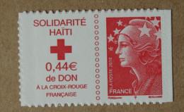 Solidarité Haïti  (autocollant) - Luchtpost
