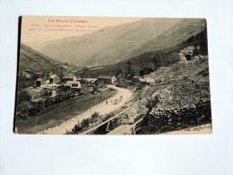 Carte Postale Ancienne : La Vallée D´ ASPE : Forges D´ ABEL , Sortie Du Tunnel En Escargot - Autres Communes