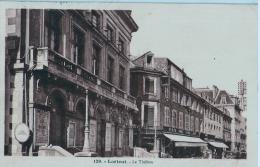 LORIENT - Le Théâtre - J. NOZAIS N° 129 - Lorient