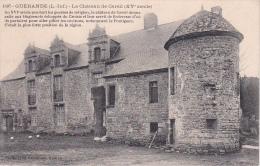 CPA Guérande - Le Château De Carell (2181) - Guérande