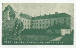 SLOVENIA-MUZEJ TALCEV-BEGUNJE NA GORENJSKEM. Non Viaggiata - Slovenia