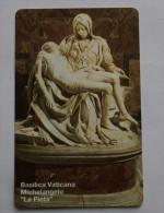 VATICANO 1998 - MICHELANGELO LA PIETA', NEW - Vaticaanstad