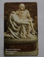 VATICANO 1998 - MICHELANGELO LA PIETA', NEW - Vaticano