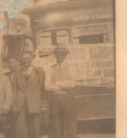 REUNION DE COOPERATIVA AGROPECUARIA EN HAEDO AÑO 1952 - SEGUNDO PLAN QUINQUENAL DEL GENERAL PERON COLECTIVO BUS - Armenië