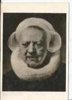 FRANCOISE VAN WASSERHOVEN  RREMBRANDT  NATIONAL GALLEY   LONDON   ENGLAND  OHL - Peintures & Tableaux
